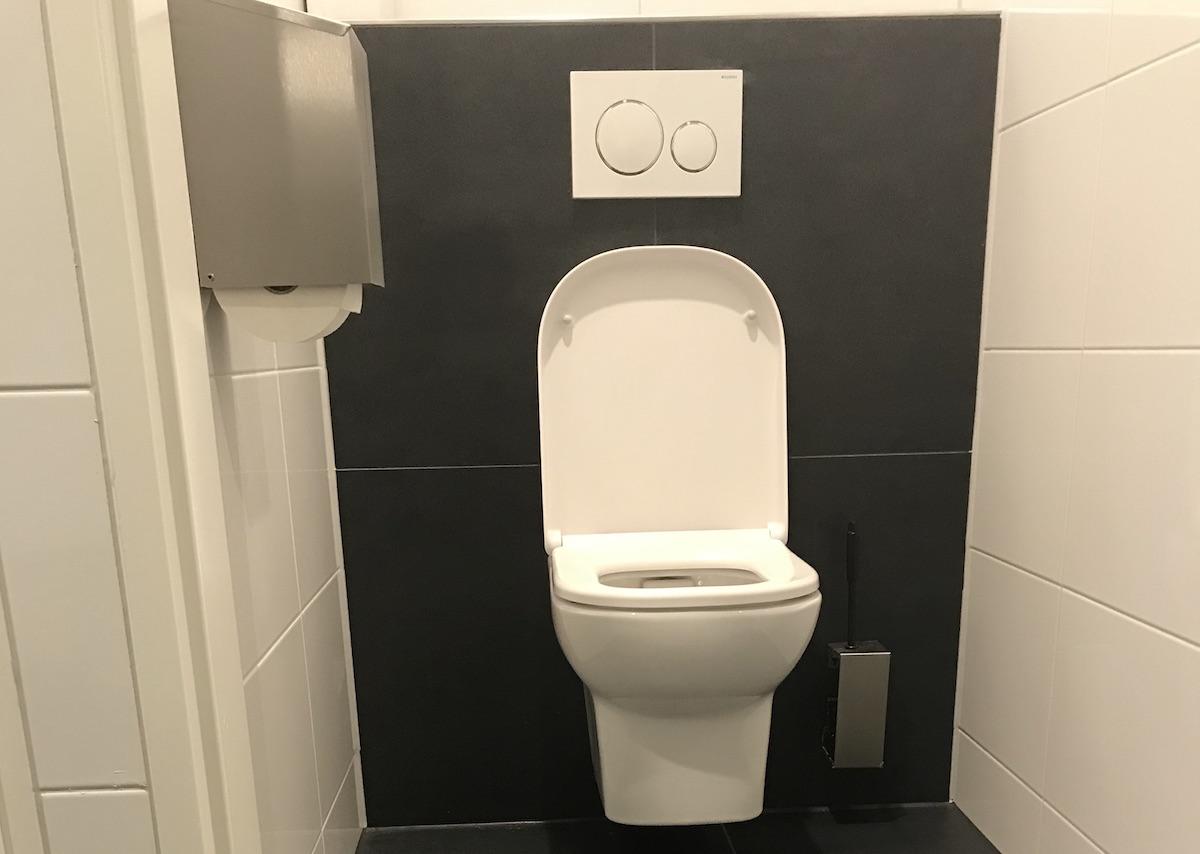 Toiletvoorzieningen